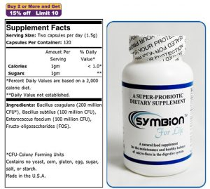 symbion probiotic