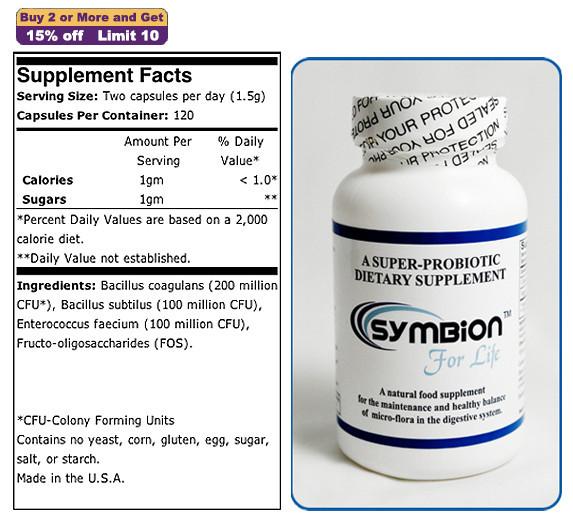 symbion probiotic